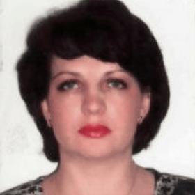 Юрченко Валентина