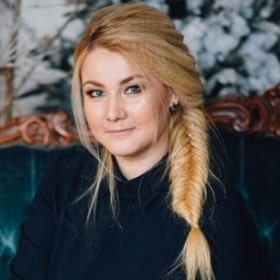 Кісліцина Катерина